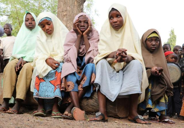 Nigerian security forces continue search for 300 abducted girls