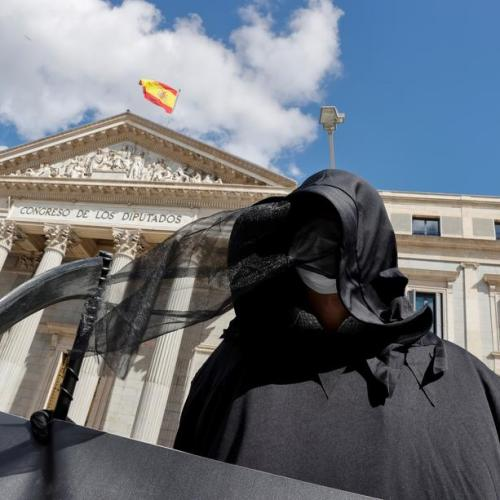 Spain approves bill legalising euthanasia