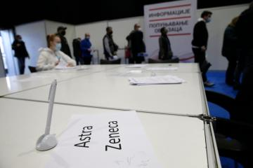 Foreign vaccine-seekers flock to Serbia for COVID-19 shots