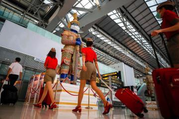Thai tourism set for sluggish reboot