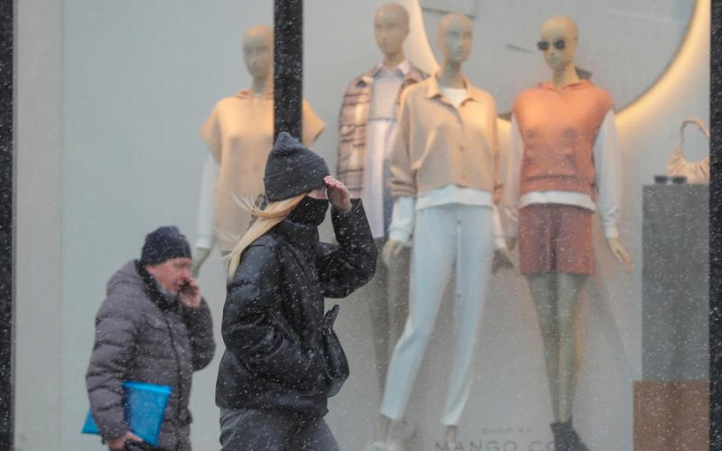 Ukrainian capital Kyiv to go into strict lockdown for three weeks