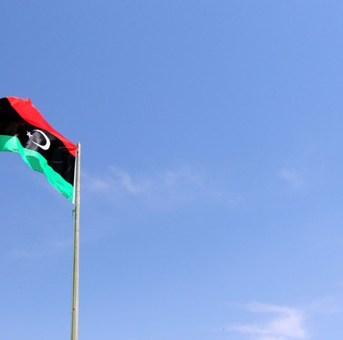 Libyan MPs arrive at Sirte to debate unity government
