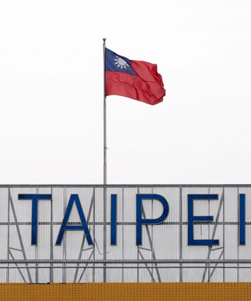 Taiwan calls for quick start to trade talks with EU