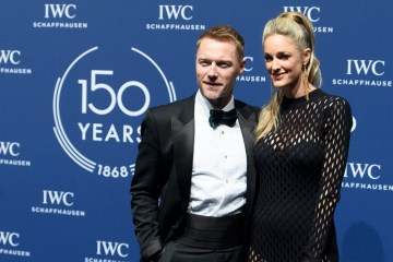 Ronan Keating's wife Storm rushed into surgery following after being diagnosed with Cauda Equina Syndrome