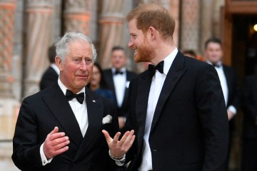 Prince Charles paid 'substantial sum' to Harry and Meghan after Megxit
