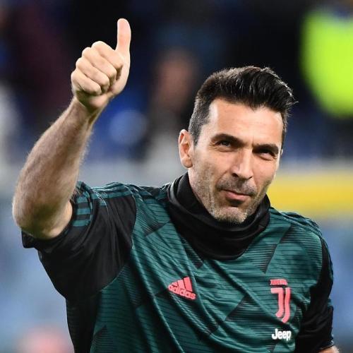 Buffon confirms he will retire by 2023