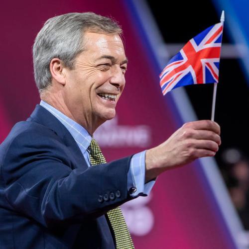 Nigel Farage steps down as leader of Reform UK