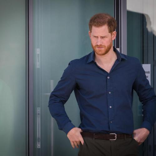 Prince Harry says he is worried history would repeat itself