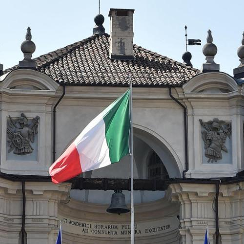 Italy factory activity grows for eighth month running in February