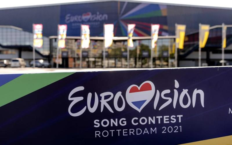 Contestants have to travel to Rotterdam for Eurovision Song Contest
