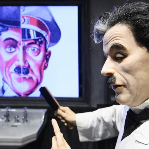 Restored Chaplin films to be released in cinemas worldwide