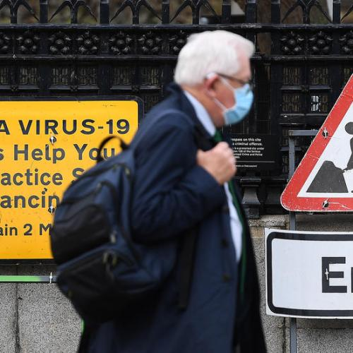 Outgoing British vaccine task force chief says Britain free of coronavirus by August