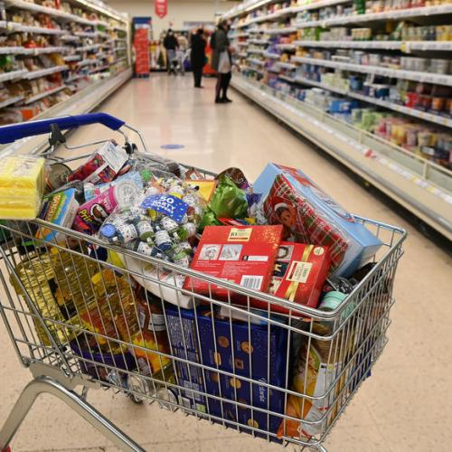 Britain's online grocery boom