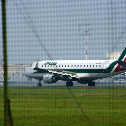 Italy, Brussels to hammer out Alitalia revamp details next week