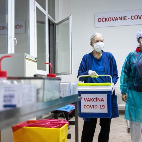 Slovakia to tighten anti-COVID measures