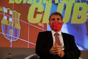 Barca Super League participation requires member approval