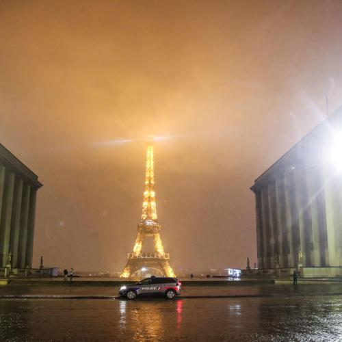 Paris, its region and beyond to start month-long limited lockdown on Friday
