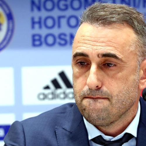 Bosnia coach tests COVID-19 positive ahead of France clash