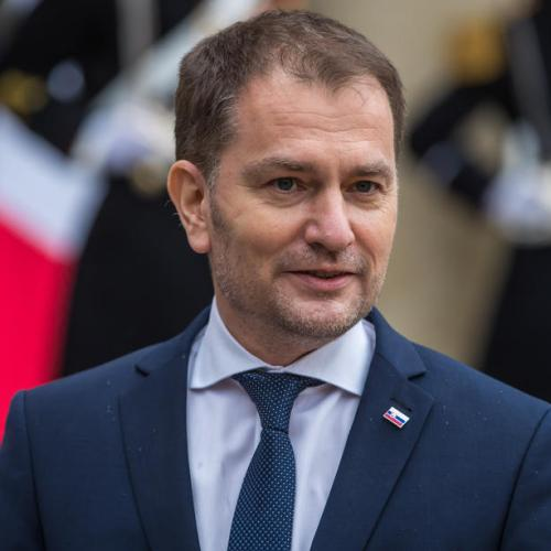 Slovak Prime Minister Matovic offers to swap places with Finance Minister Heger