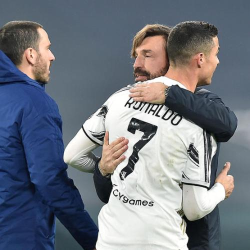 Ronaldo was rested ahead of Porto game, says Pirlo