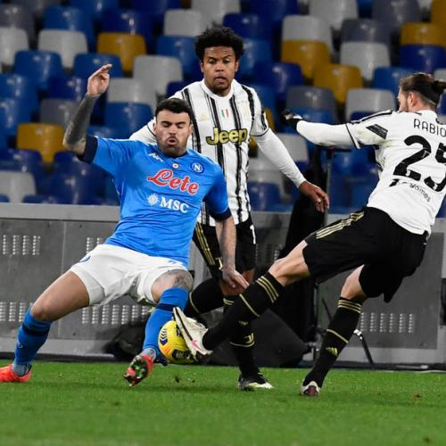 Juventus' postponed league clash with Napoli to be played on March 17