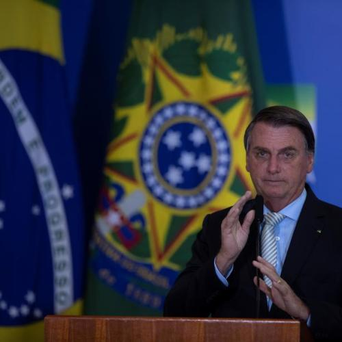 Brazil's Bolsonaro says he may not accept 2022 election under current voting system