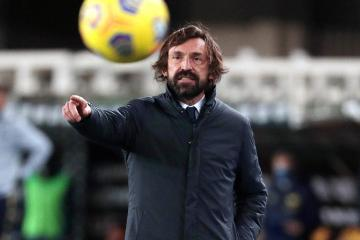 Angry' Juventus must not give up on top-four goal, says Pirlo