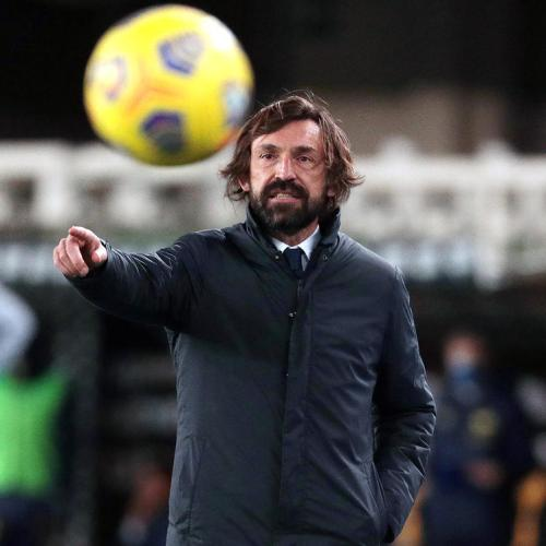 Pirlo says Juventus don't fear European ban after Super League collapse