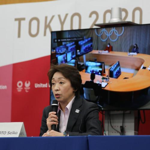 Japan to keep foreign spectators away from Tokyo Olympics, Kyodo says