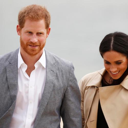 Meghan and Harry to lift lid on royal split in Oprah CBS interview