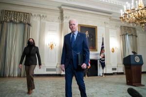 U.S. President Biden says he is confident he can meet Russia's Putin soon
