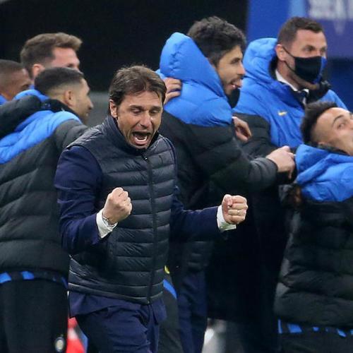 Inter edge gritty Atalanta 1-0 to keep chasers at bay