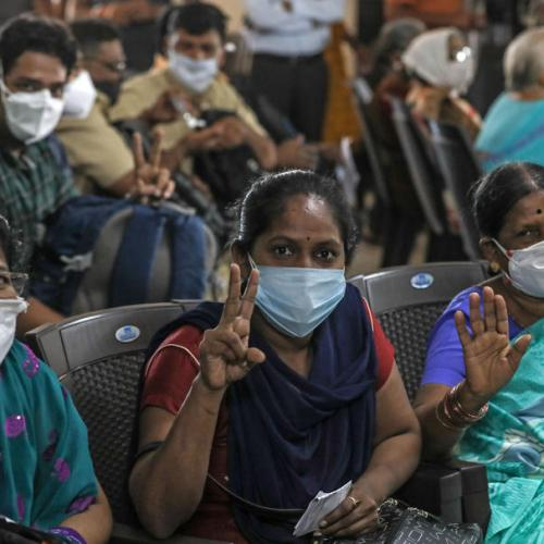India reports biggest daily jump in COVID-19 infections this year