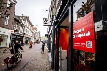Netherlands eases lockdown as coronavirus infections fall