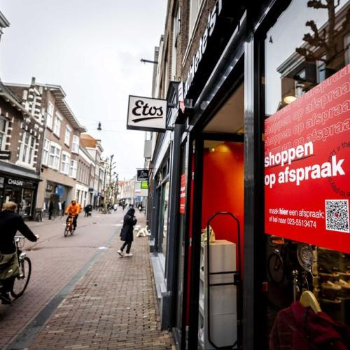 Netherlands eases lockdown as coronavirus infections fall