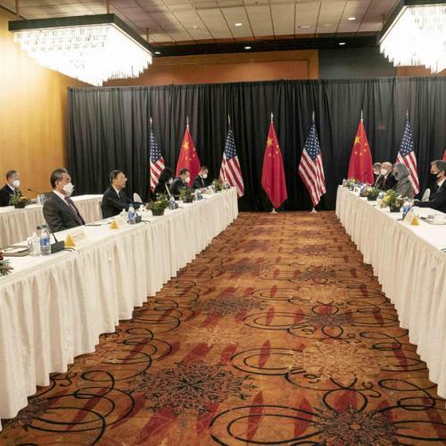 'Tough' U.S.-China talks signal rocky start to relations under Biden