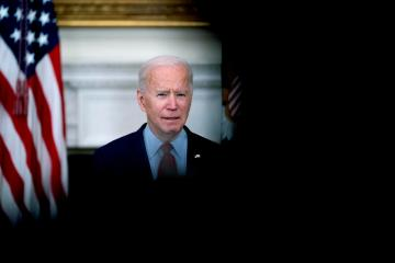 Labor, green groups urge Biden to reject any 'watered-down' infrastructure deal