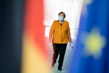 Angela Merkel given Moderna as second COVID-19 jab after having AstraZeneca as first