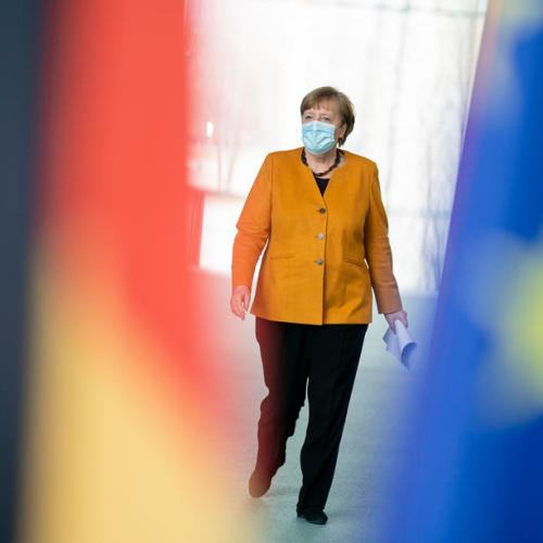 Merkel rejects calls for vote of confidence over handling of coronavirus pandemic