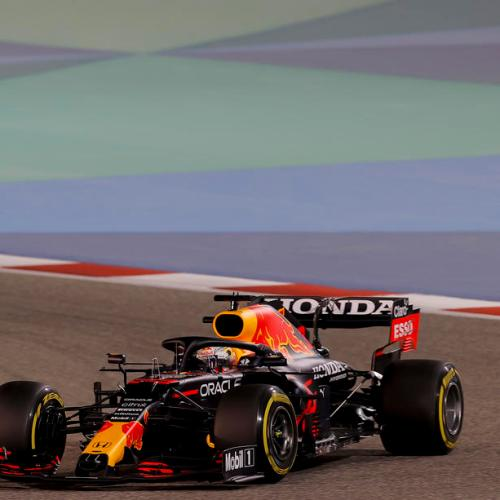 Verstappen fastest in Bahrain Grand Prix practice
