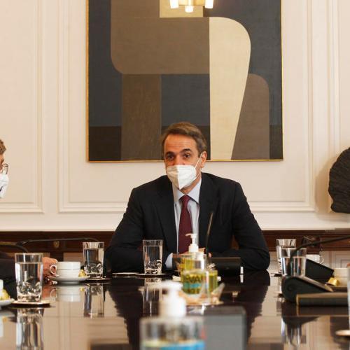 Photo Story – IOC president Thomas Bach visits Athens