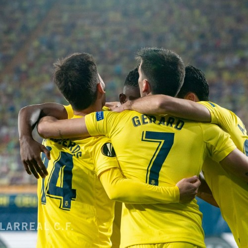 Villareal take lead from first leg against Arsenal
