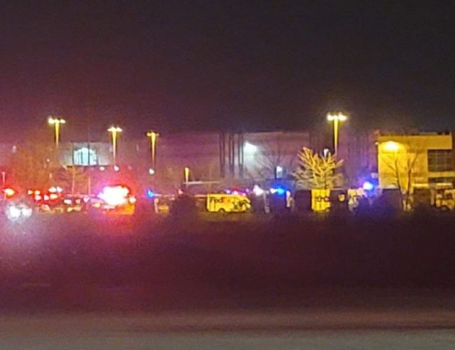 Updated: Gunman kills eight, takes own life at FedEx site in Indianapolis – police