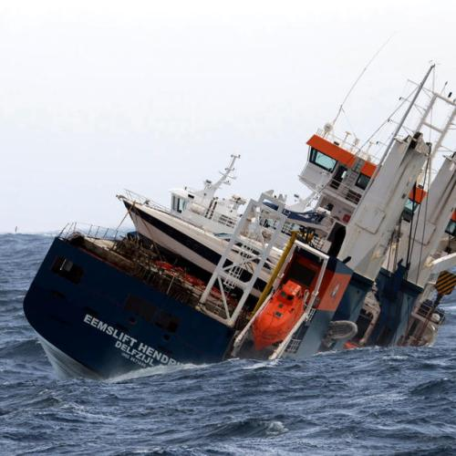UPDATED: Dutch cargo ship adrift off Norway after dramatic rescue of crew