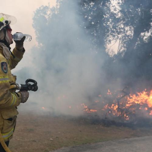 Australia marks quietest fire season in a decade