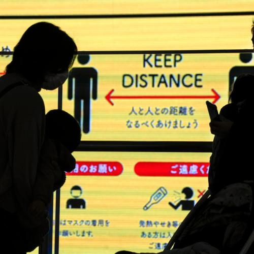 Japan COVID cases hit 1 million as infections spread beyond Tokyo
