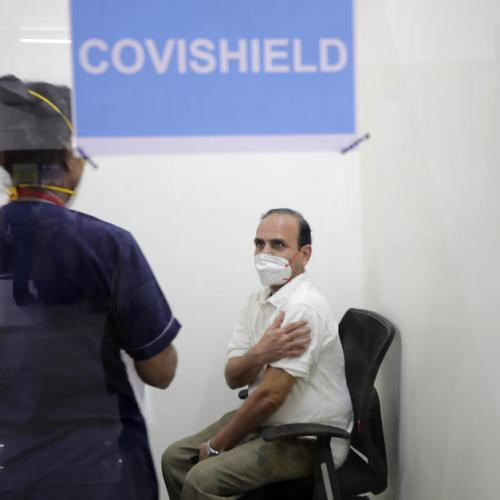 India launches biggest vaccination drive yet against a surging coronavirus