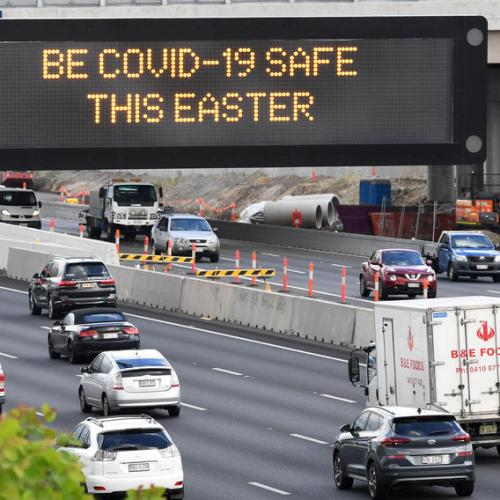 Australia enjoys Easter with no new local coronavirus cases