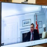 Malta-UK relations on Foreign Minister's agenda with former Brexit negotiator