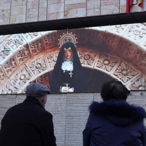 Photo Story: Holy Week in Spain amid coronavirus pandemic